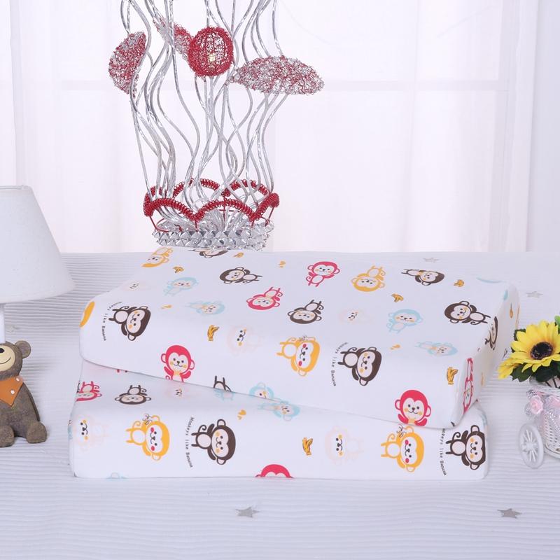 伊贝蒂乳胶 2018新品 乳胶枕儿童学生系列 儿童乳胶枕 儿童保健枕