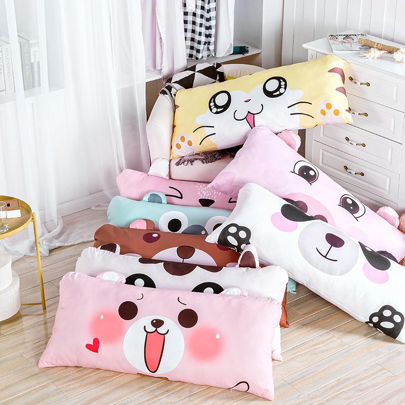 贝琳卡璐新品卡通床靠垫靠枕玩偶