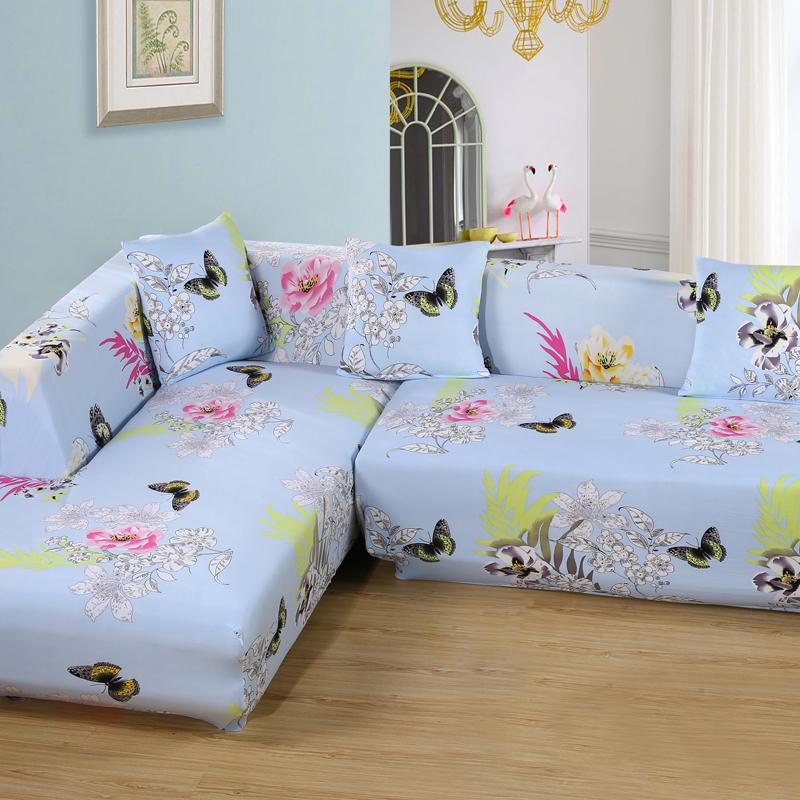 万能弹力全包全盖组合沙发套 单人三人沙发垫防滑沙发罩四季通用