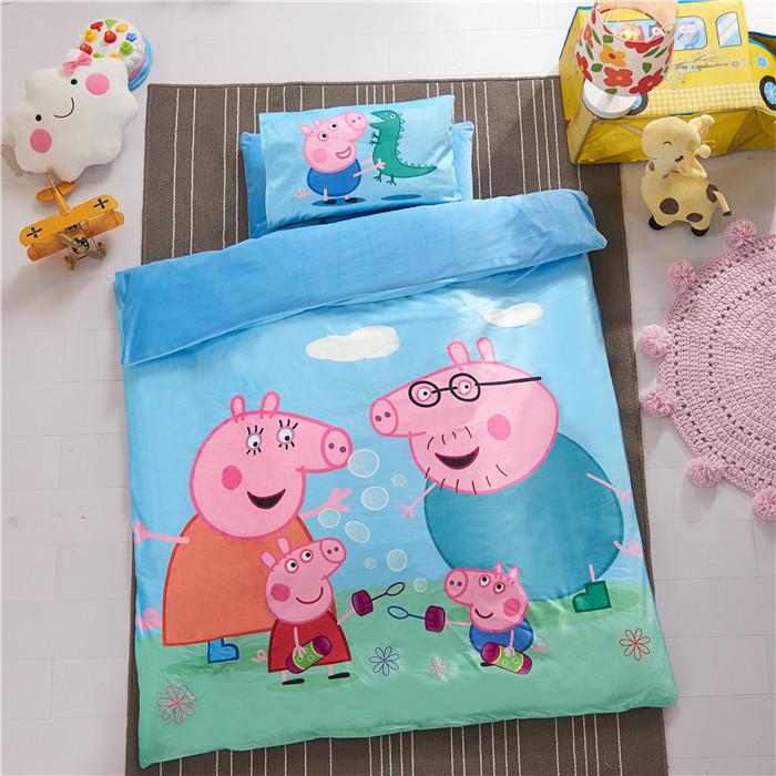 幼儿园保暖被子三件套婴童6件套(水晶绒保暖系列)第一批10个花型