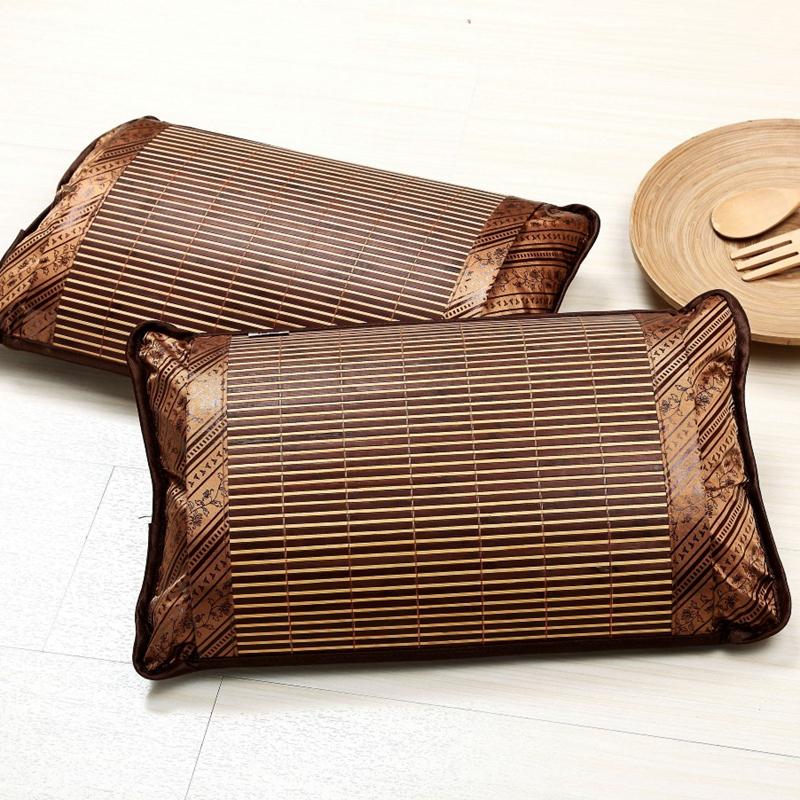永豪家纺 碳化保健竹叶枕