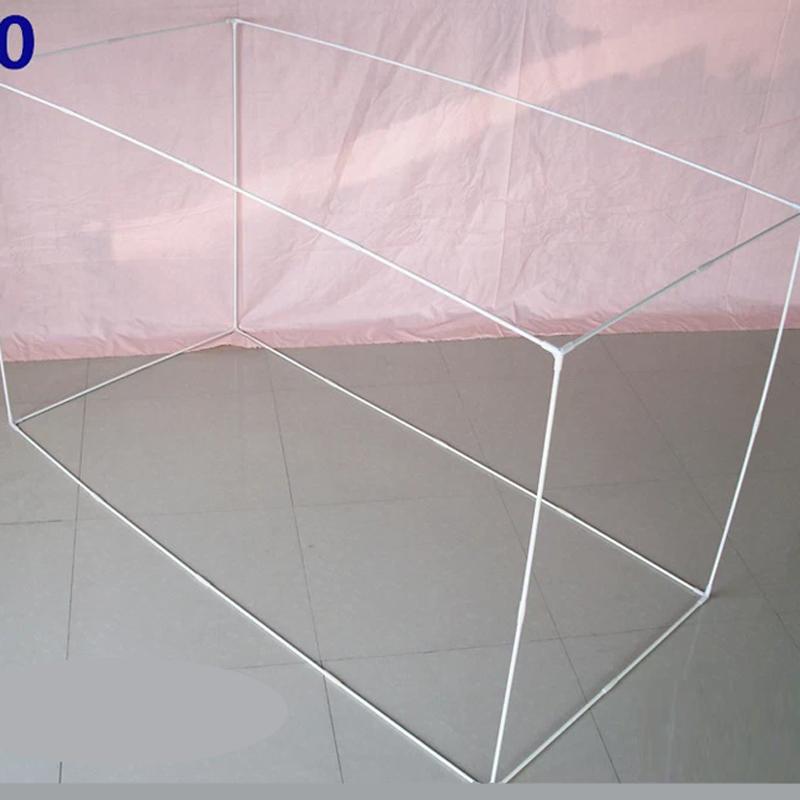 学生宿舍蚊帐支架 寝室上铺床帘支架 子母床高低床支架0.9米1.0米