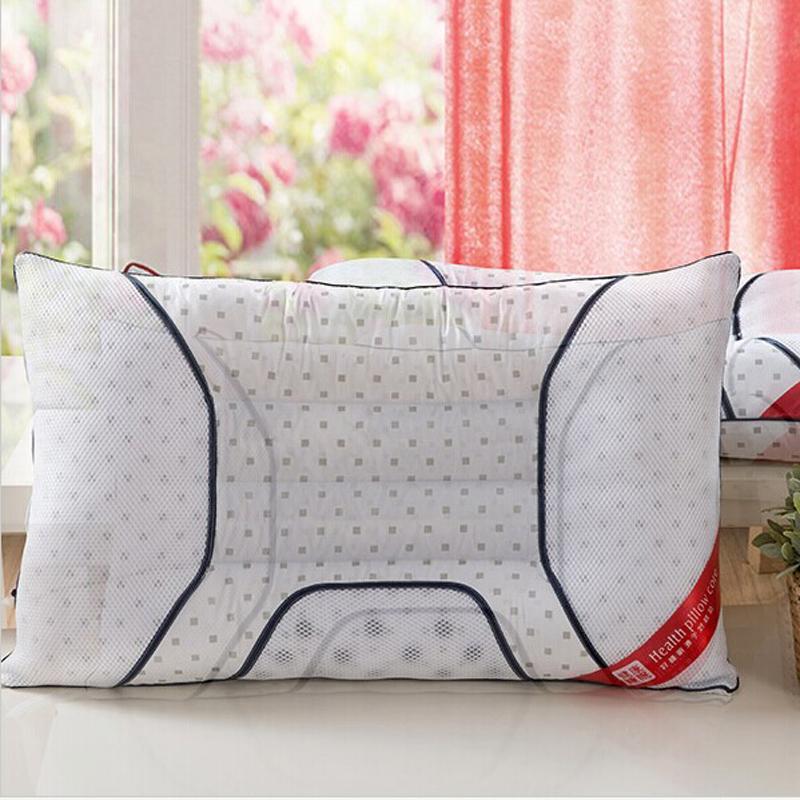仁宇枕业   白网方点决明子半磁疗 保健枕头枕芯 【全网最低 保证质量】