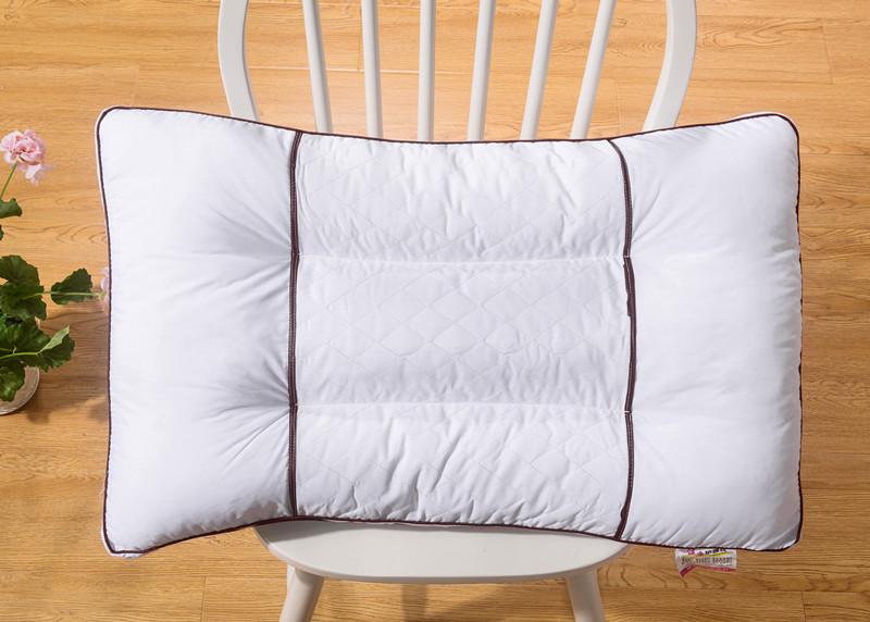 茹蝶枕芯 黑边可拆药包枕