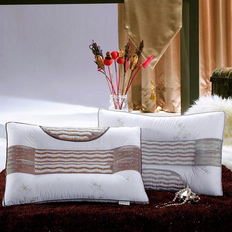 梦莉丝枕业决明子枕保健枕特惠枕磁疗枕枕单人枕学生枕舒适枕柔软枕