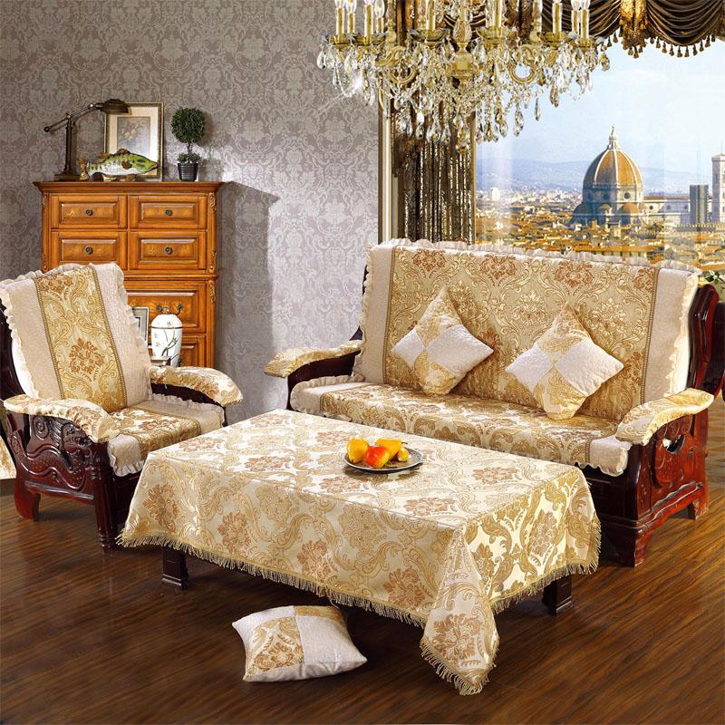 【艾尚垫业】加厚高密度海绵红实木沙发坐垫