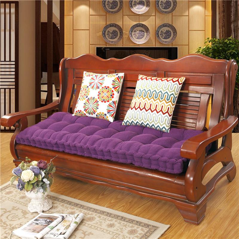亲亲家纺 实木沙发垫 榻榻米坐垫