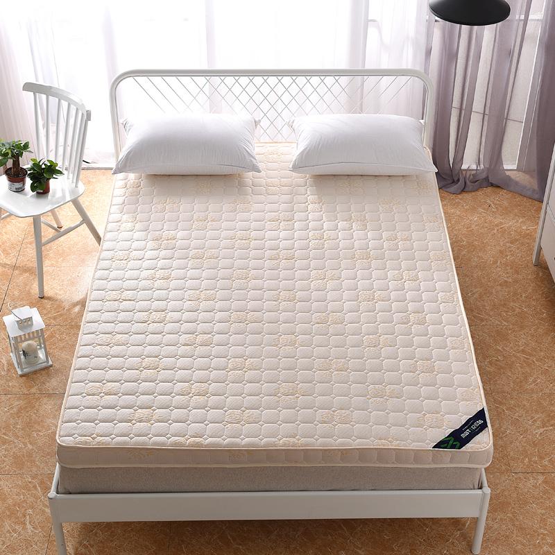 针织记忆海绵床垫