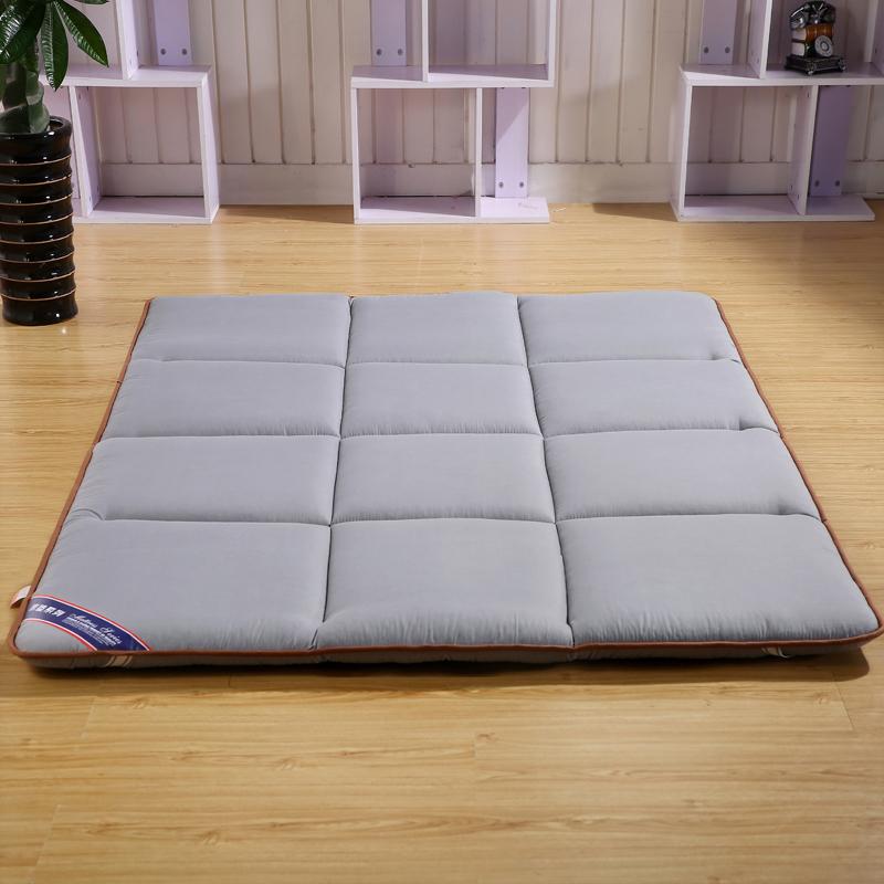 新款芦荟棉榻榻米床垫